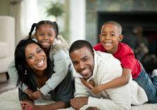 woman-centric home family