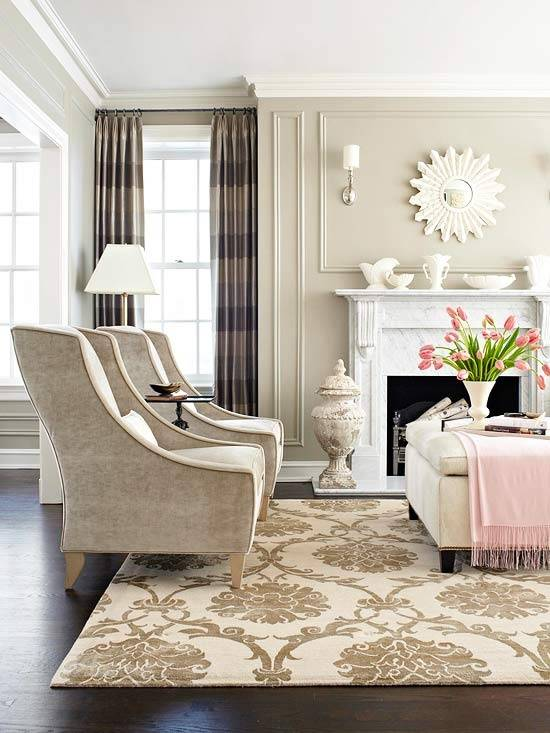 Top 7 Staging Tips To Sell Your Home » Neutral Living Room
